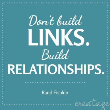 dont build links quote