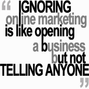 ignoring online marketing quote