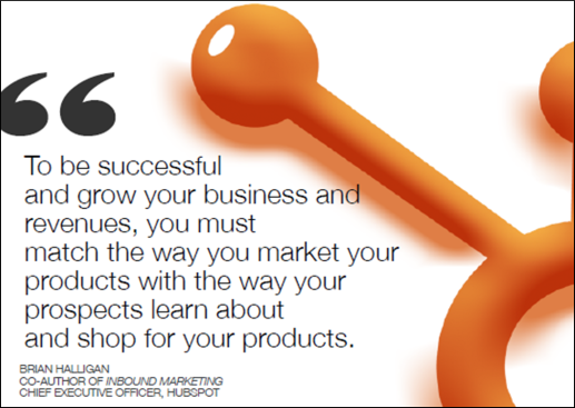 match marketing quote - hubspot