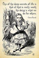 Alice in Wonderland Life Secrets