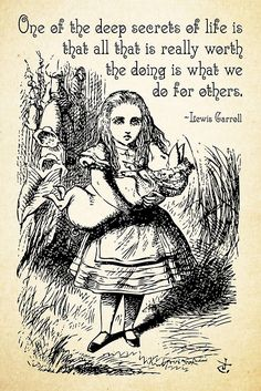 Alice in Wonderland Life Secrets