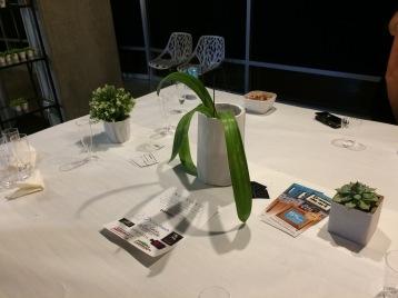 Launch Sponsor Table